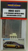 HD02-0371 1/24 SUBARU IMPREZA WRX (FOR HASEGAWA24115)