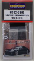 HD02-0397 1/24 VLENE CROWN MAJESTA FOR A(047378) Hobbydesign