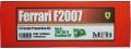 K569 【Vsr.B】 Ferrari F2007  1/12scale Proportion Kit 【別売りデカール付き+500円】