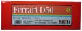 K582 【Ver.C】 Ferrari D50 : 1956 Rd.7 German GP 1/12scale Fulldetail Kit