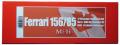 K592  (Ver.A) Ferrari 156/85 1985 Rd.5 Canadian GP  (別売りデカール300円込み)  1/12scale Fulldetail Kit
