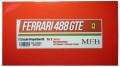 K618 (Ver.B)  Ferrari 488 GTE  : 2017 LM 24hours 1/12scale Proportion Kit