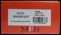 KE009  Ferrari 312F1 Engine   1/12scale Multi-material  Kit