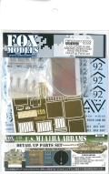 FMP0350003  1/35 U.S.M1A1HA ABRAMS -OPERATION IRAQI FREEDOM- Detail Up Parts set