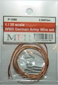P1098 1/35  WWll German Army Wire set