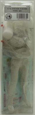 "R012-0006 DIVE NINE"" 1/12scale Figure Series  Driver Type G.V"