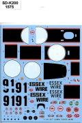 """SDK-200 427 1965""""ESSEX WIRE""""verB"""