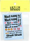 TABU 20001D  1/20 MP4/4 option  (T社1/20対応)