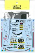 "TABU24018 1/24 ストラトスターボ ""Giro d""Italia 1977 #598 (T社1/24対応)"