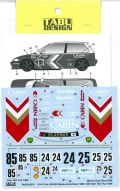 TABU24074  1/24 Civic #24/#25 Macau Guia Race1989/#85InterTEC Fuji1989  (A社1/24対応)