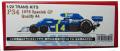 TK2073 1/20 P34 1976 Spanish GP Qualify#4 TRANS KITS (T社1/24対応)