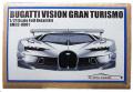 AM02-0001 BUGATTI VISION GRAN TURISMO  1/24scale Full detailkit