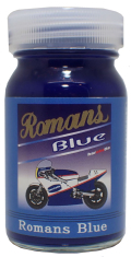 bc011  Romans Blue  ロスマンズブルー
