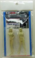 bp006   Race queen   レースクイーン  2体セット