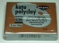 bp1037 オーブン樹脂粘土 ケイトポリクレイ  ブラウン Poly Clay