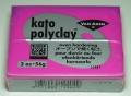 bp1039 オーブン樹脂粘土 ケイトポリクレイ  マゼンタ Poly Clay