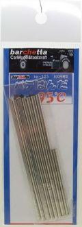 bp103 パテはんだ 融点95℃ 穴埋め パテ盛 ホワイトメタルの補修など便利です