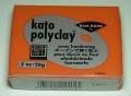 bp1040 オーブン樹脂粘土 ケイトポリクレイ  オレンジ  Poly Clay