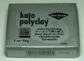 bp1046 オーブン樹脂粘土 ケイトポリクレイ   メタリックシルバー Poly Clay