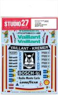 DC1001R  1/12  934 Vaillant-Kremer #6/#7  (T社1/12対応)