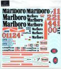 DP107  1/12 McLaren M23 Marboro Team '76-'77 MFH対応 (DECAL POOL)