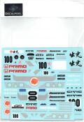 DP151 1/24 Honda Civic EF9 Idemitsu Oil #100 JTC 90' for EF3  (DECAL POOL)