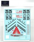 DP161  1/24 Toyota Levin AE92 ADVAN '90 (DECAL POOL)