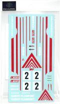 DP170  1/24 Toyota AE86 Sprinter Trueno ADVAN K. Tsuchiyai Fuji Freshman Race 84' for Fujimi  (DECAL POOL)