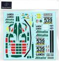 DP193  1/24 Lancia Stratos Turbo Alitalia Gr.5 Giro D' Italia '77  (DECAL POOL)