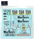 DP194  1/24 Lancia Stratos Turbo Marlboro Gr.5 Giro D' Italia '76  (DECAL POOL)