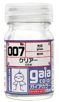 G007  クリアー clear 光沢 gloss 15ml