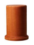 DB005  木製ベース 丸型 L   天然マホガニー材(GSIクレオス)