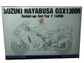 HD02-0358 1/12 SUZUKI HAYABUSA GSX1300R DETAIL UP SET (tamiya1/12対応)Hobbydesign