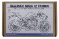HD02-0407 KAWASAKI NINJA H2 CARBON  (ForT 14136)