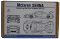 HD02-0412 1/24 マクラーレン セナ ディティールアップパーツ (タミヤ対応) Hobbydesign