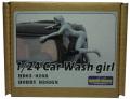 HD03-0266 1/24 カーウオッシュガールフィギュア Car Wash Girls Hobbydesign