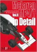 PHOTOGRAPH COLLECTION Vol.8  McLaren MP4/7 in Detail