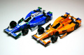indycarset 完成模型 No #26 No #29  1/20scale Proportion Kit
