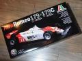 it4704 Alfe Romeo179・179C  1/12scale Fulldetail kit