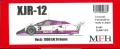 K683 【Ver.A】 XJR-12 : 1990 LM 1/24scale Fulldetail Kit