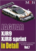 JAGUAR XJR9 / XJR8 sprint in Detail