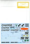shk-d304   1/24 Charge767B 1989LM(H社1/24チャージマツダ767B対応)