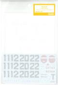 shk-d364 1/20 RA272 1965後期(T社「ホンダF-1 RA272」など対応)