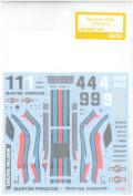 shk-d384 1/24 マルティニ935 1976前期 (T社「マルティーニ・ポルシェ935ターボ」対応)