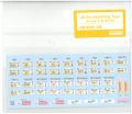 shk-d386 1/24 LM車検タグ グループC&2018