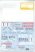 shk-d396 1/24 Loctite R34 2000(T社「ロックタイト・ゼクセルGT-R(R34)」対応)