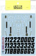 TABU12055 1/12 LOTUS72D 1972/1973 Fullsponsor  (T社1/12対応)