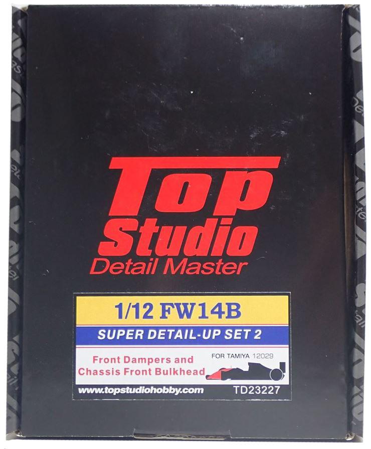 tops-td23227 1/12 FW14B SUPER DETAIL-UPSET2  (トップスタジオ)
