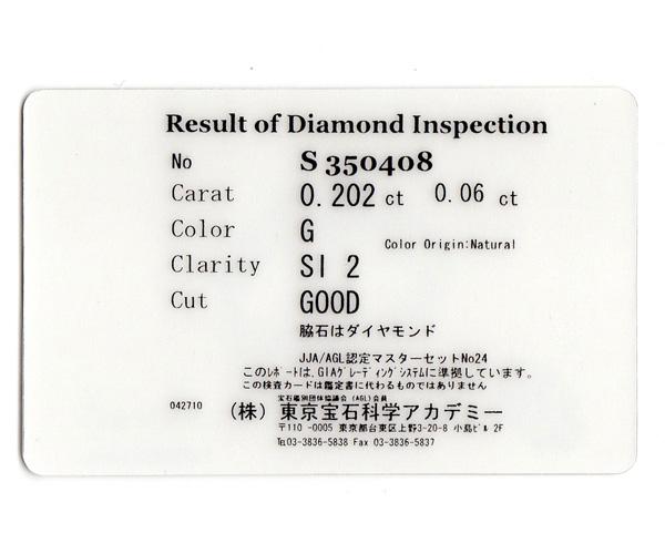 スイートテンダイヤモンドサークルリング