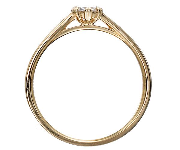 ジュピター婚約指輪